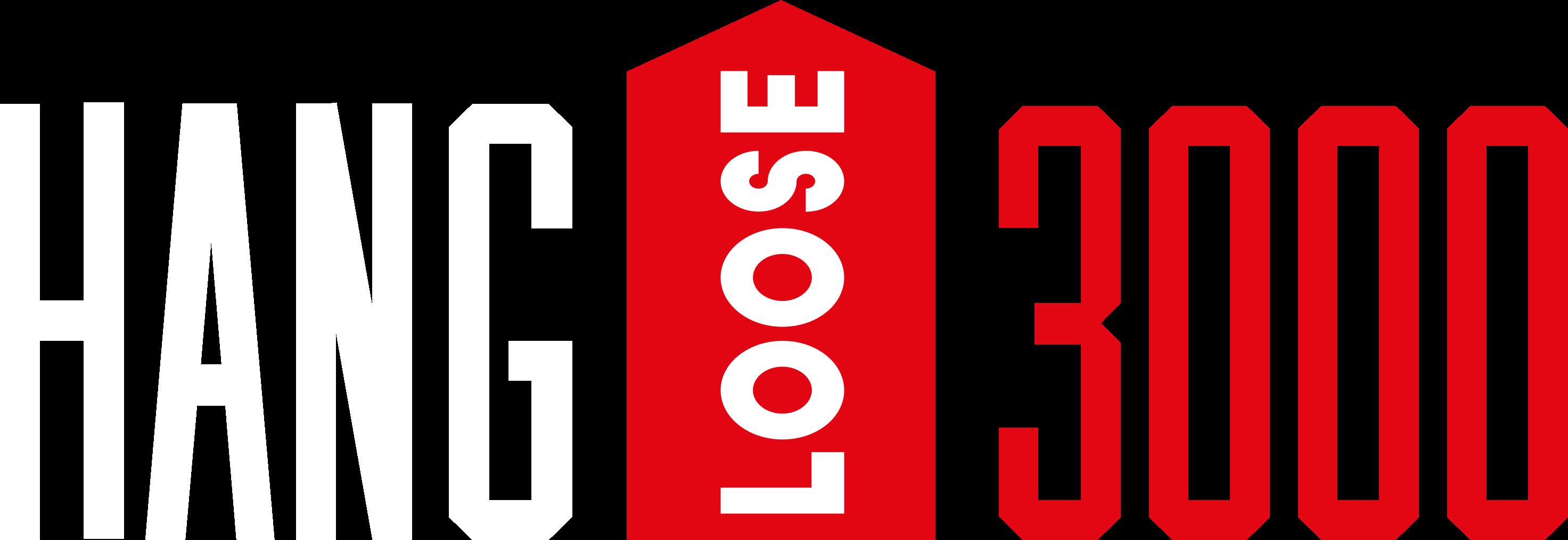HangLOOSE 3000 Logo